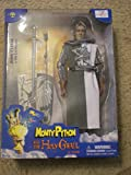 Monty Python John Cleese As Sir Launcelot 12' Collectible Figure and The Holy Grail First Series