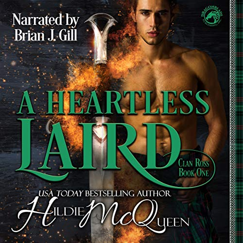 A Heartless Laird cover art