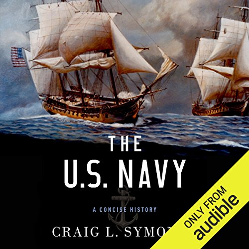 The U.S. Navy audiobook cover art