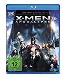 X-Men: Apocalypse Blu-Ray 3D + 2D [Import]