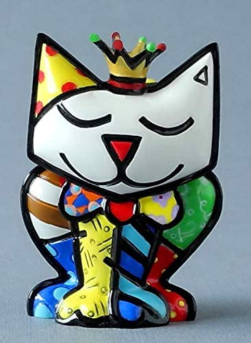 Ceramic cat figurines _image3