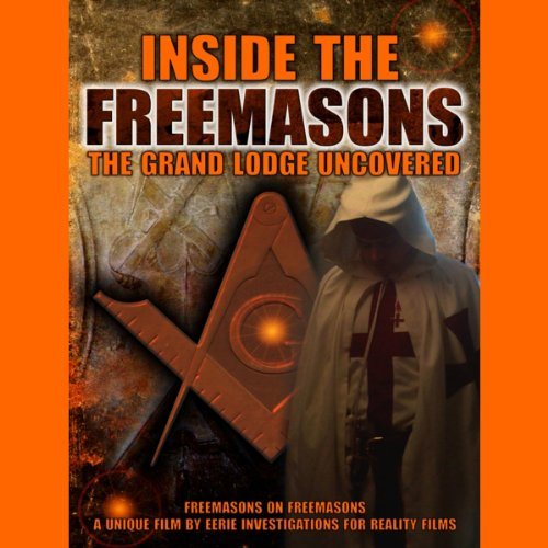 Inside the Freemasons audiobook cover art