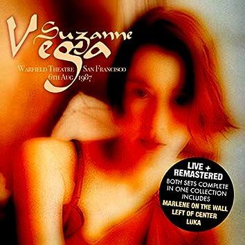 Live At Warfield Theatre, San Francisco, 6 Aug 87 - Both Sets (Remastered)