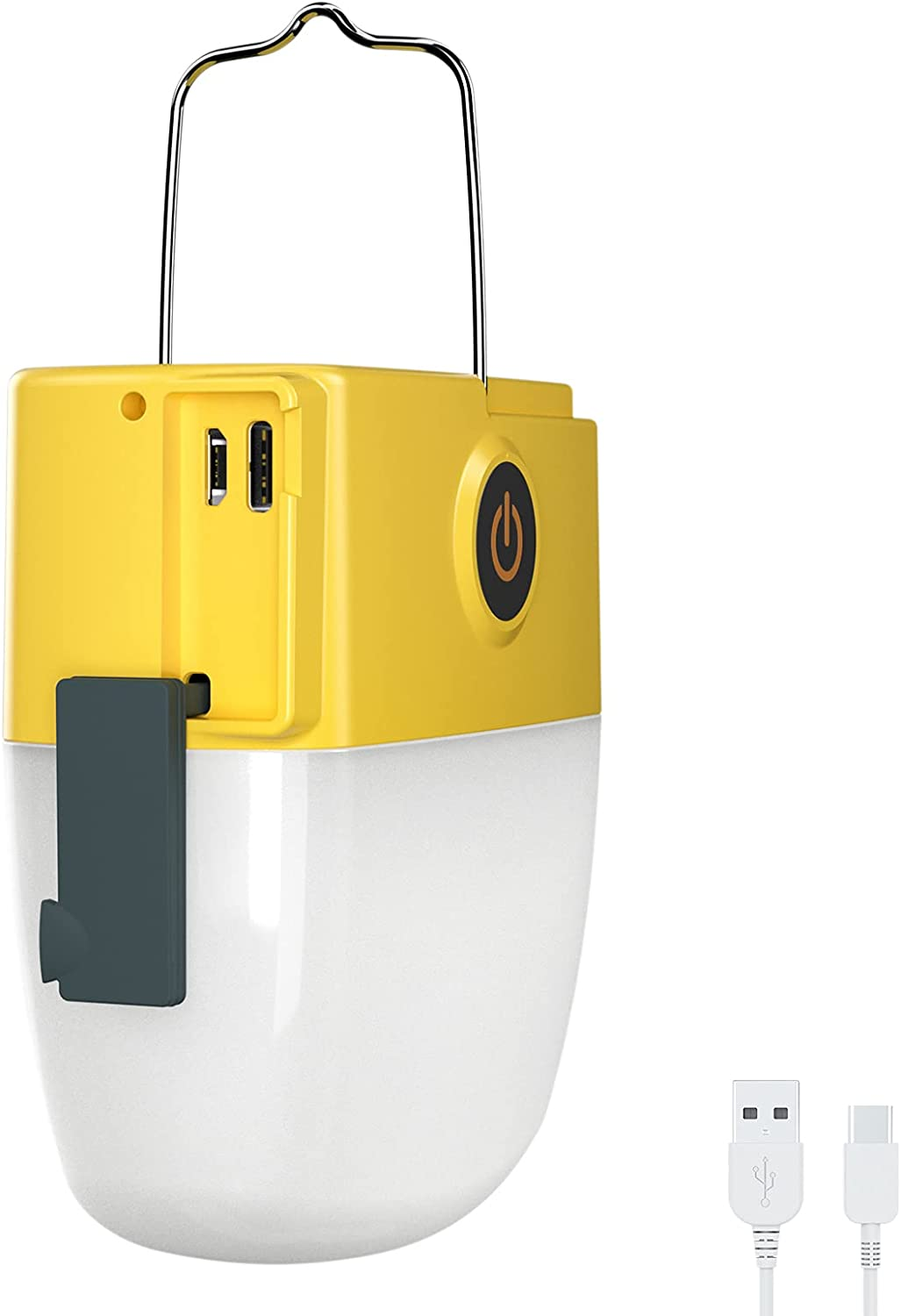 BALIT Camping Opening large release sale Lantern Rechargeable Excellent Portable with Tent Light USB
