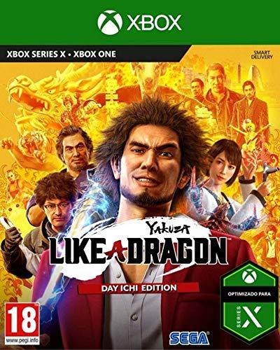 Yakuza Like a Dragon Day Ichi Edition - Xbox One