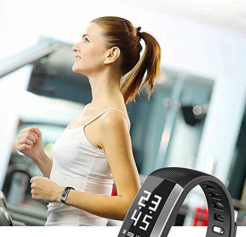 Armbanduhr Smartwatch Mechanische Uhren Saphir Uhr Quarzuhr mit Smart Armband Blutdruck Ekg Herzfrequenz, Fernüberwachung, Sport Gesundheit Ältere Tabelle, MZ, c