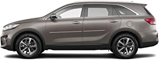 Dawn Enterprises CF-SOR16 Chromeline Body Side Molding Compatible with Kia Sorento - Sangria Pearl (M2R)