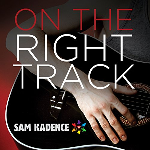 On the Right Track audiobook cover art