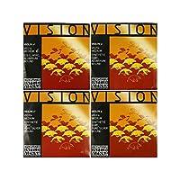Thomastik VISION 1/4サイズ分数バイオリン用セット弦