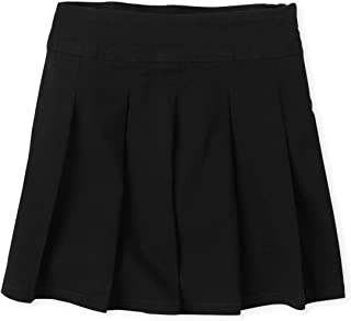 The Children's Place Girls' Uniform Pleated Skort
