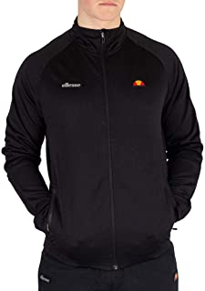 Ellesse Men's Caldwelo Track Jacket, Black
