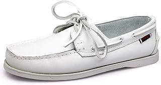 TAZAN Chaussures de Ville pour Hommes Occasionnels Dentelle Chaussures de Ville Occasionnels Chaussures de Plein air Pois ...