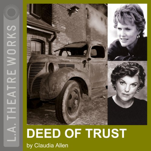 Deed of Trust audiobook cover art