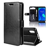 ROVLAK Case for Wiko Y80 Wallet Flip Cover with Card Slot
