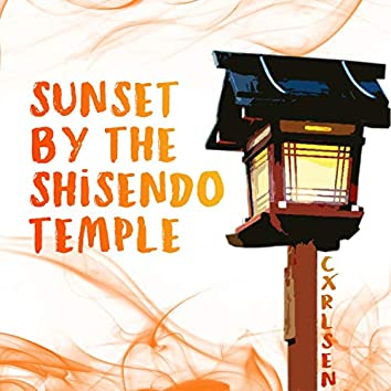 Sunset by the Shisendo Temple