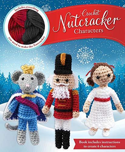Crochet Nutcracker Characters (Crochet Kits)