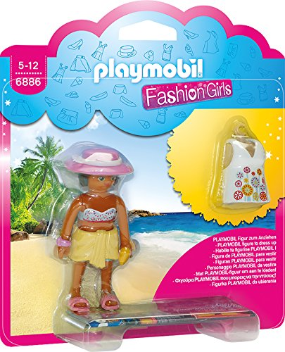 Playmobil 6886 - Fashion Girl Beach
