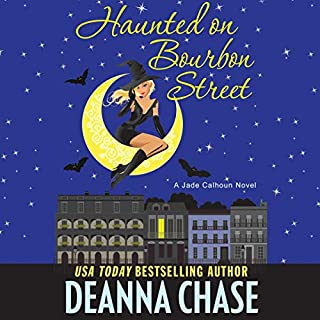 Haunted on Bourbon Street     The Jade Calhoun Series, Book 1              By:                                                                                                                                 Deanna Chase                               Narrated by:                                                                                                                                 Gabra Zackman                      Length: 8 hrs and 27 mins     Not rated yet     Overall 0.0