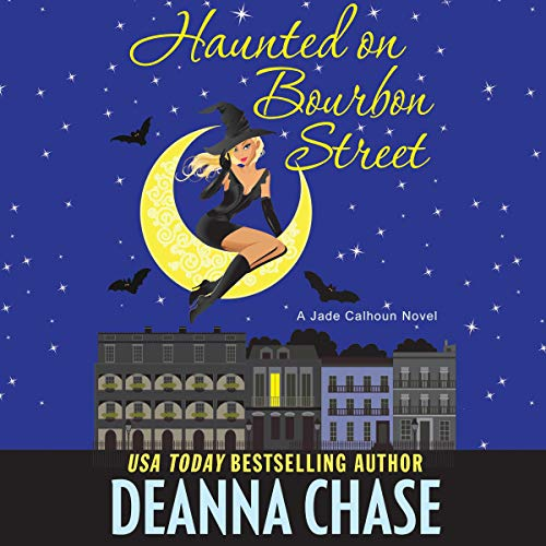 Haunted on Bourbon Street cover art