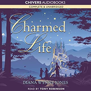 Charmed Life     The Chronicles of Chrestomanci, Volume 1              By:                                                                                                                                 Diana Wynne Jones                               Narrated by:                                                                                                                                 Tony Robinson                      Length: 5 hrs and 58 mins     42 ratings     Overall 4.6