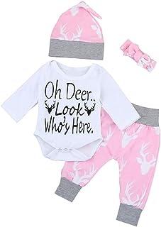 Amazon.es: ropa de bebe - Rosa