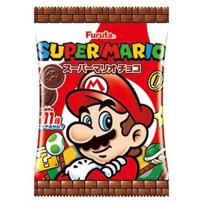 100円 フルタ 32gスーパーマリオチョコ [1箱 10個入]