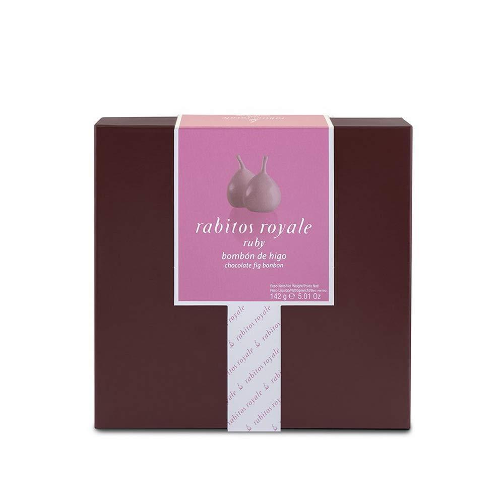 La Higuera. In stock Rabitos Cheap bargain Royale. Ruby Stuffed B Chocolate Fig Truffle