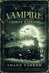 Vampire on the Orient Express (Avery & Carter Book 1) cover image