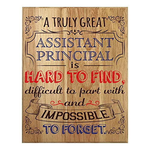 Happy Homewares Funny Gift Idea - Insignificant Things Manager Metal Desk Plaque | 8 Inches