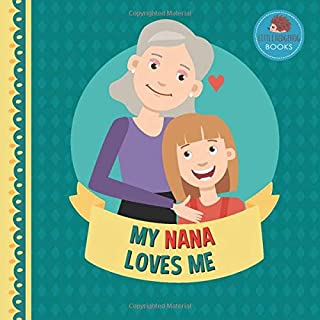 personalized books for nana