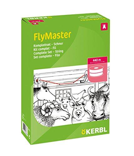 Kerbl Flymaster 299776 - Juego Completo de sedal para Moscas (440 m)