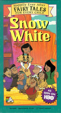 Snow White: Happily Ever After Fairy Tales for Every Child [VHS]