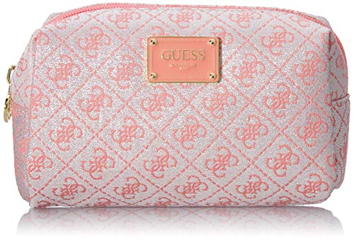 Guess - G Lurex, Organizadores de bolso Mujer, Rosa (Rose), 6x10x17 cm (W x H L)