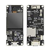 Módulo inteligente de CCBH T-Cámara PLUS ESP32-DOWDDQ6 8MB SPRAM OV2640 Módulo de cámara de 1,3 pulgadas Pantalla con placa WiFi Bluetooth Módulo inteligente de alto rendimiento ( Color : Normal )