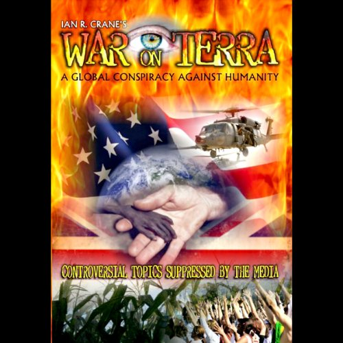 War on Terra audiobook cover art