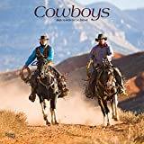 Cowboys 2020 - 16-Monatskalender: Original BrownTrout-Kalender [Mehrsprachig] [Kalender] (Wall-Kalender) - BrownTrout Publisher