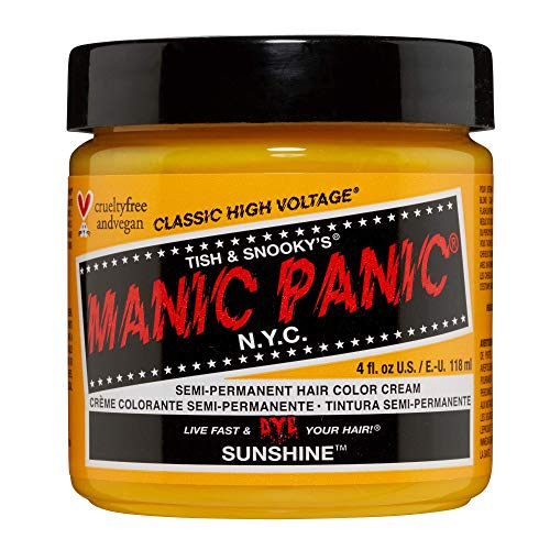 Manic Panic - Coloration semi-permanente Manic Panic High Voltage Classic Sunshine,