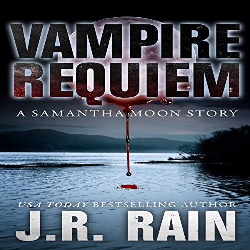 Vampire Requiem audiobook cover art