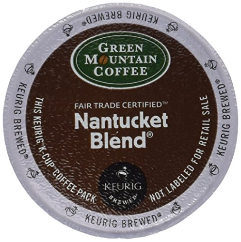 Green Mountain Coffee , , Nantucket Blend, Kcup Packs, 12 Count