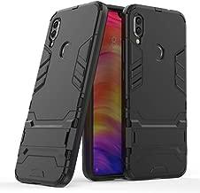 Designed for Xiaomi Redmi Note 6 Pro Case Heavy Duty Hybrid Dual Ultra Thin Hard PC With Kickstand