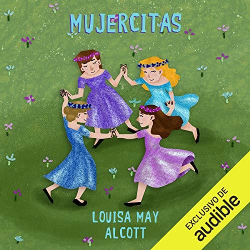 Mujercitas [Little Women] audiobook cover art