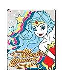 Wonder Women, Jet Setter Silk Touch Throw Blanket, 40' x 50'