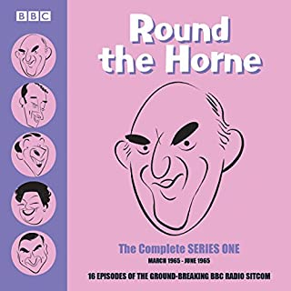 Couverture de Round the Horne