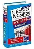 Dictionnaire Le Robert & Collins Poche Plus Anglais et sa version numérique à...