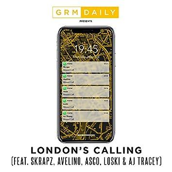 London's Calling (feat. Skrapz, Avelino, Asco, Loski & AJ Tracey)