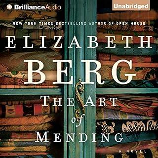 The Art of Mending audiobook cover art