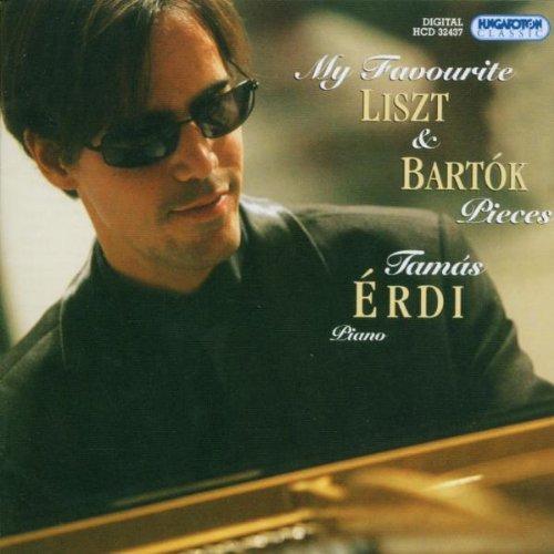 Mes Morceaux Préférés De Liszt & Bartok