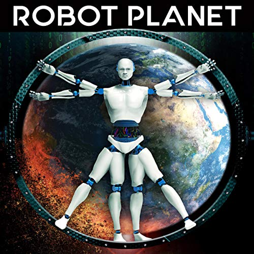 Robot Planet audiobook cover art