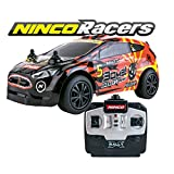 Ninco Nincoracers X Rally Bomb Car Remote Control. 1/30 Scale Ideal for Playing in Tight Spaces. 12 km/h. 2.4Ghz. + 6 Years (NH93142), Assorted, One Size