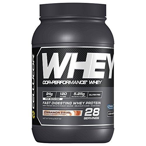 CELLUCOR COR-Performance Protein Powder Cinnamon Swirl | 100% Whey...